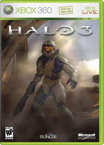 Halo 3 online co-op.