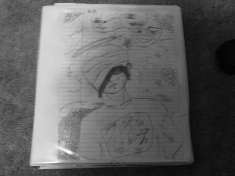 I felt like drawing and so i drew