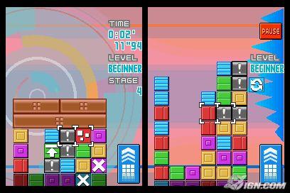 Planet Puzzle League-DS Review