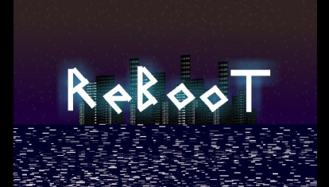 Reboot 10 - Frontpage!