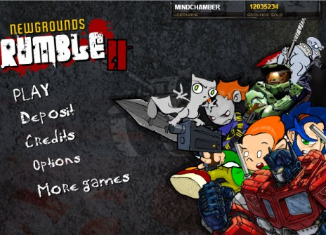 Newgrounds related events + other items