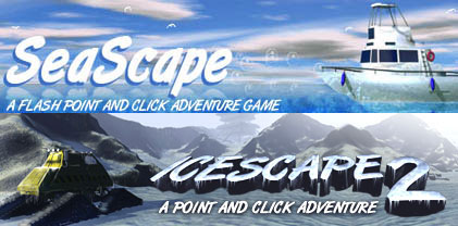 Icescape 2 and Seascape