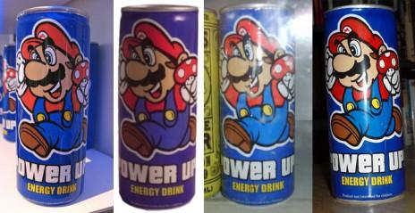 Mario energy drink....?