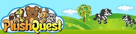 PlushQuest - Animal Themed Game Site