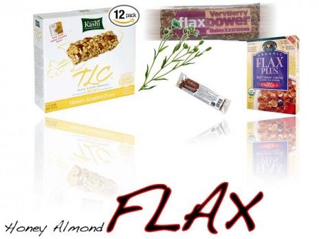 Honey Almond Flax