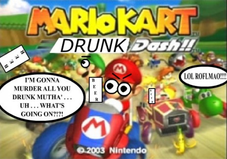 Super Drunk Mario Bros 2