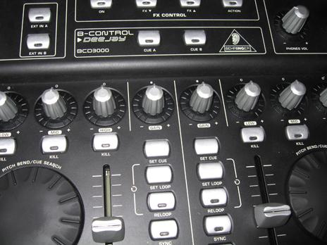 Second DJ mix - aka the Underworld Mix