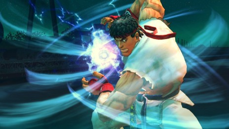 Street Fighter IV for ARC