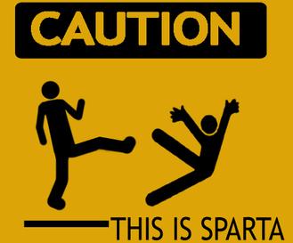 this is spartaaaaa!!!