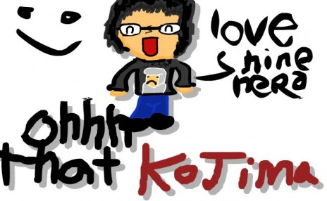 Promo For Ohhh that Kojima!