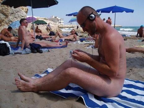 Beach Faggot