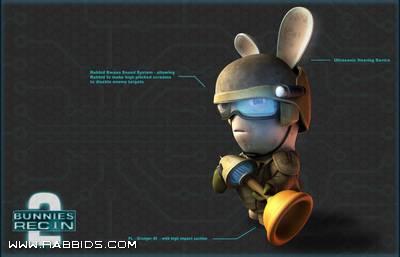 bunnies invade earth aaaaaaahhhhhhhh