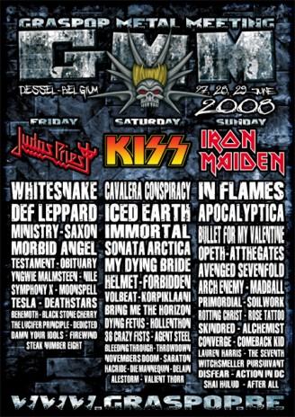 Graspop Metal Meeting! It was awesome!