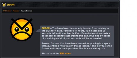 Another Ban
