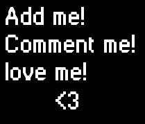 Add me to my new Myspace!