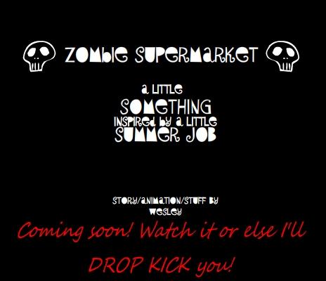 Zombie Supermarket