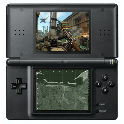 Crysis on the DS