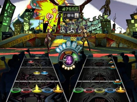 Favourite Guitar Hero Songs...