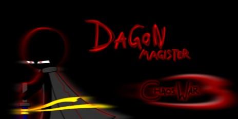 CW3 Antagonist : DAGON!