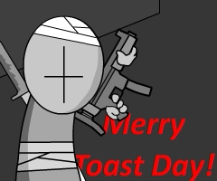 Merry Toast Day. =3