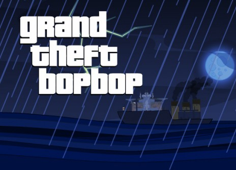 weRbopbop #19: Grand Theft Bopbop