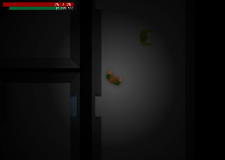 Zombie game in the works
