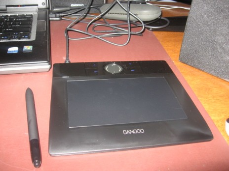 New Wacom Board