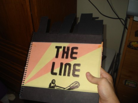 Oh look, the Newgrounds Line book