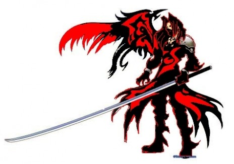Bloodwing Sephiroth Recolor