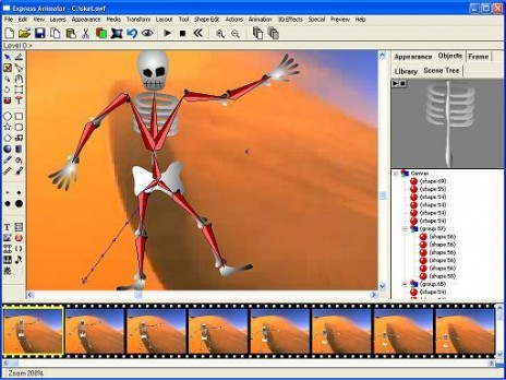 express animator