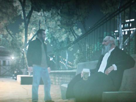 GTA4 Short Story: Nico and the Old Jewish Man
