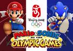 mario and sonic at the olimpic games