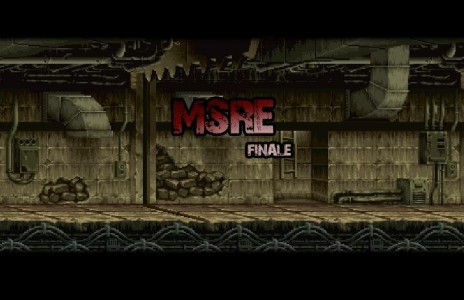 M.S.R.E Finale Screenshot