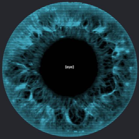 [eye can't hear you]