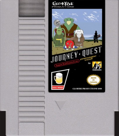 The Journey Quest is coming