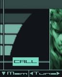 MGS themed cellphone wallpaper