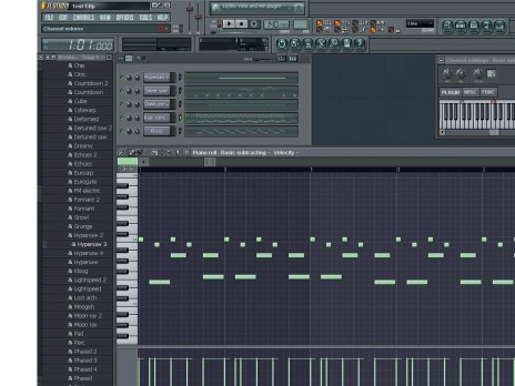 Starting to use FL Studio Professional