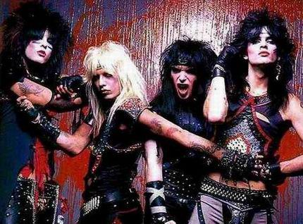 Motley Crue Facts is out!