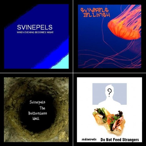 All four albums available (for free)