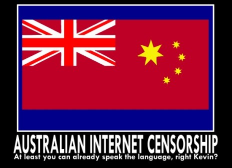 Australia to get MANDATORY INTERNET FILTER (no opt out)