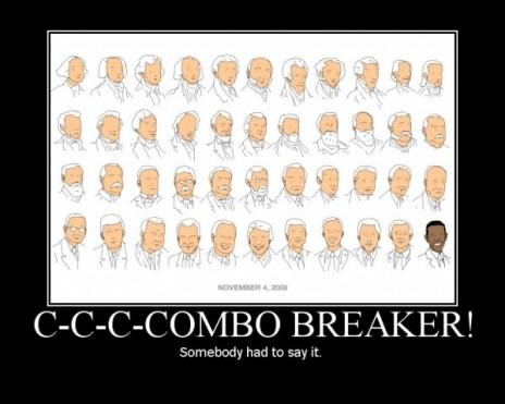 Combo Breaker!