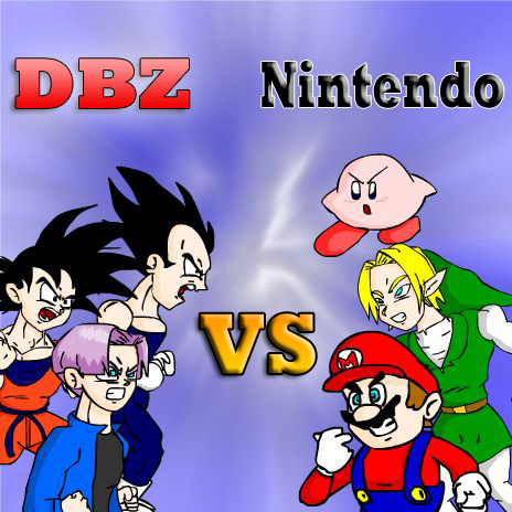 DBZ vs Nintendo
