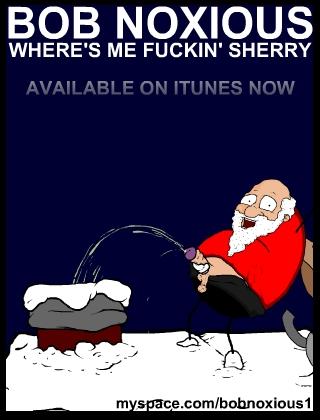 Where's Me Fuckin' Sherry!