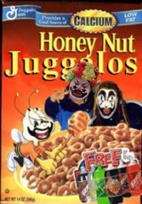 Honey Nut Juggalos