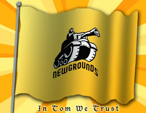 Newgrounds Flag and Rise of the Ages.