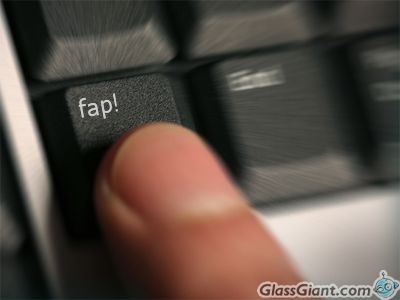 ZOMFG THE FAPPING KEYBOARD!!!!