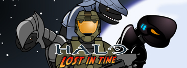 Halo: Lost in Time completed!