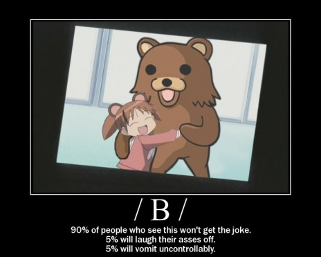 I discovered 4chan now lol to bedobear!!yay!!
