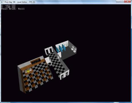 Pico's School 3D