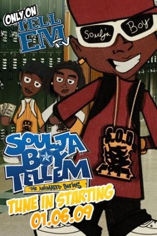 Soulja Boy Tell 'Em: The Animated Series